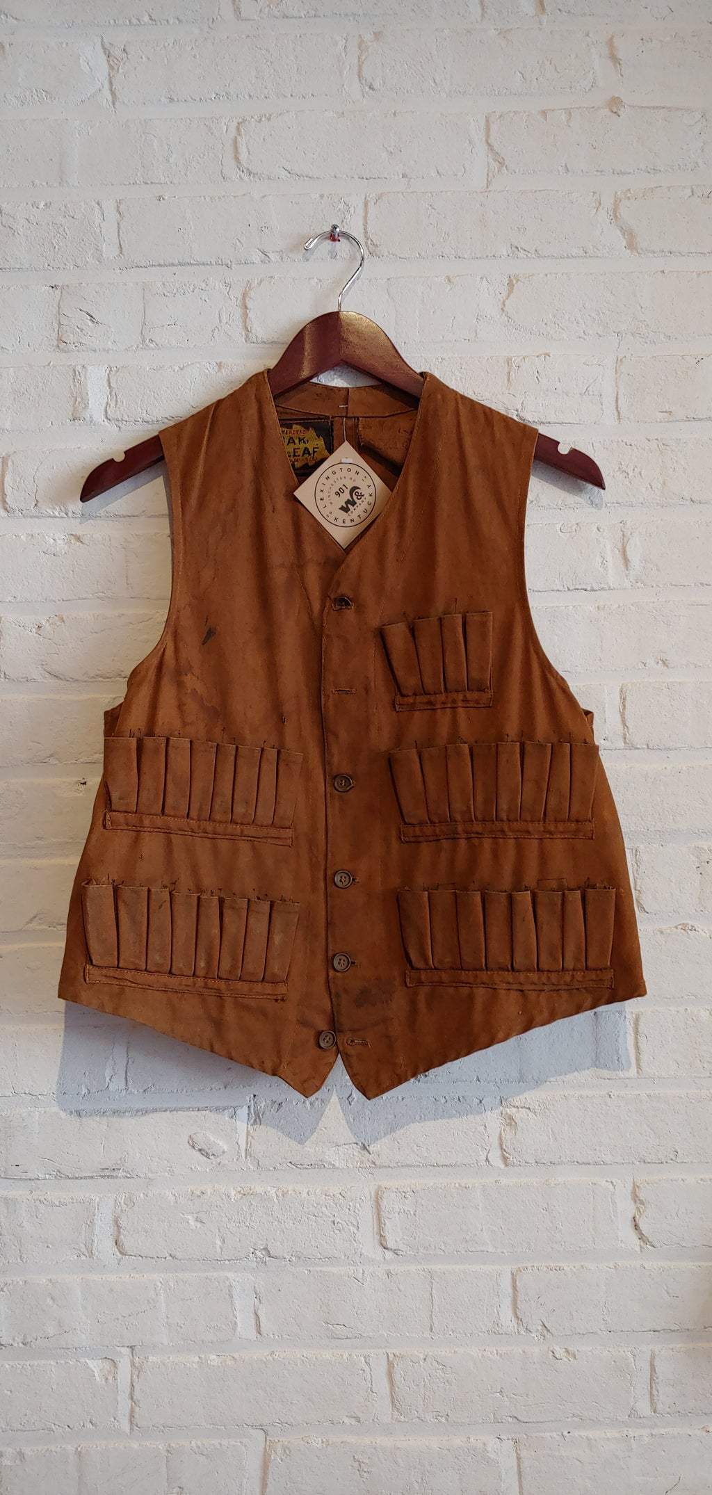 Oakleaf Shooting Vest 42
