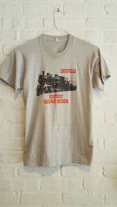 Kentucky  Railway museum tee M