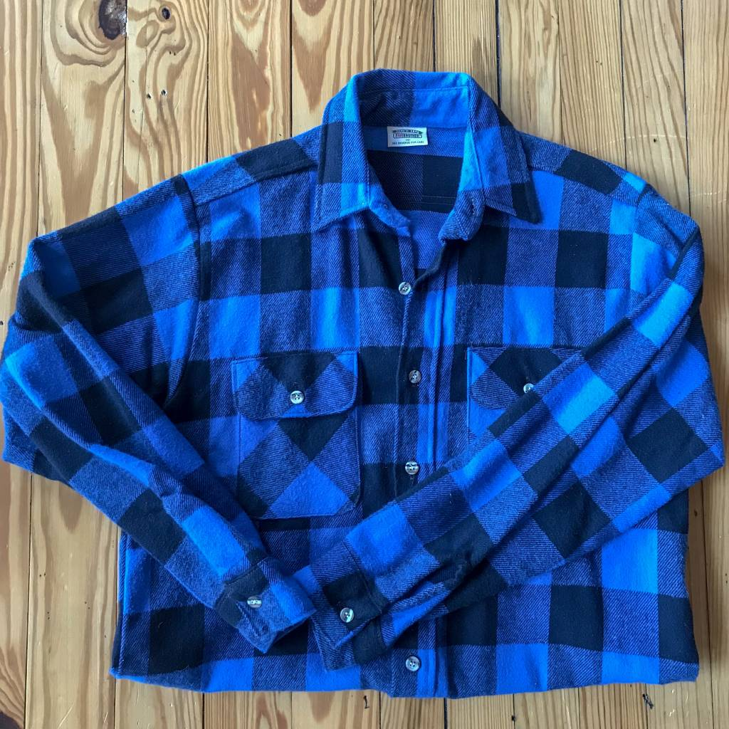 Blue Buffalo Check Shirt