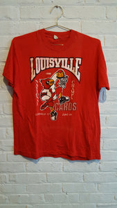 UL vs Duke Shirt SS1986