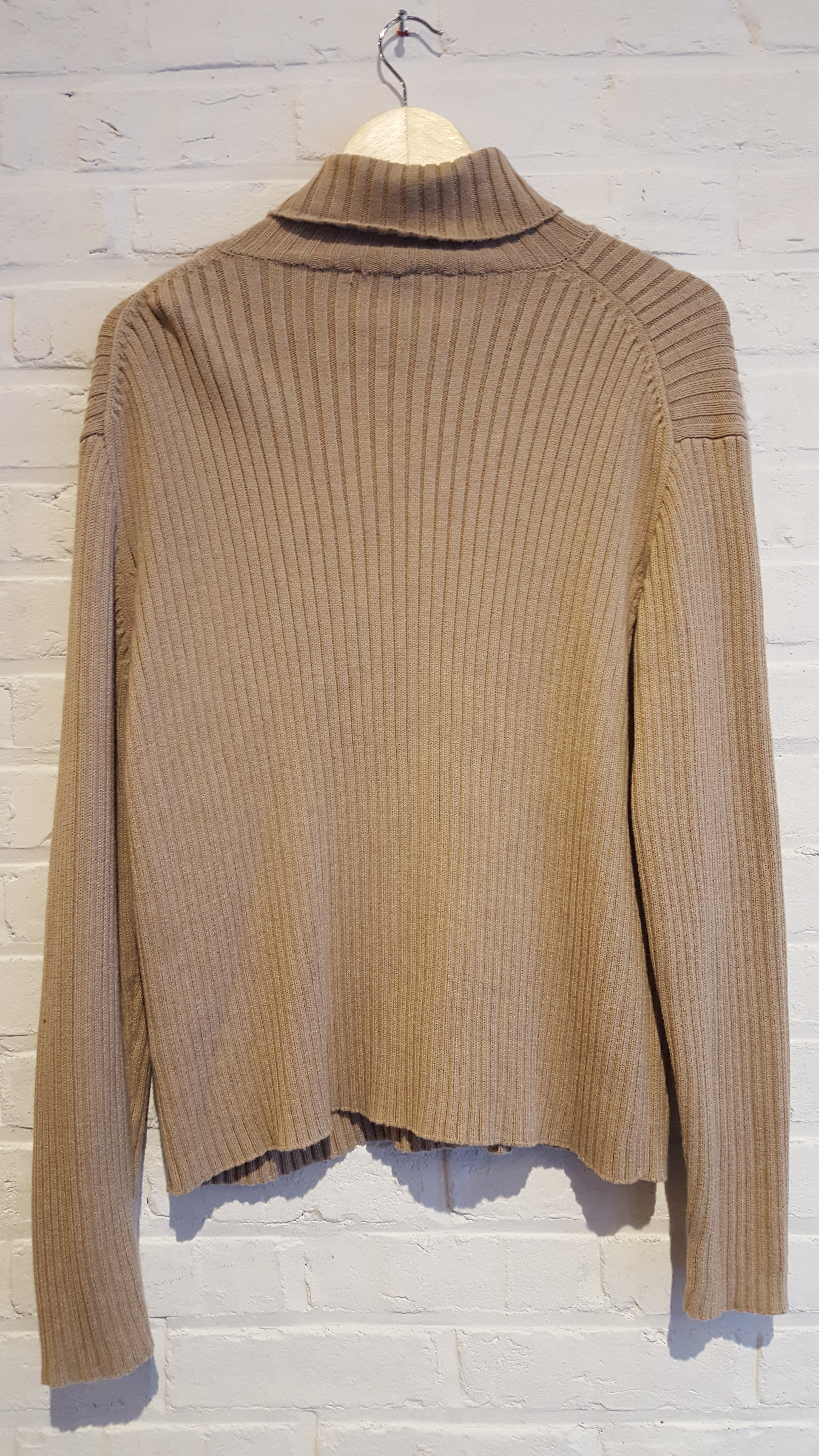 JCrew Turtleneck Sweater L