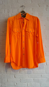 Boyt Blaze Orange Shooting Shirt