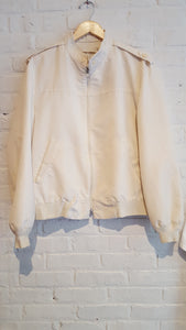 White London Fog Jacket