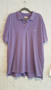 Brooks Brothers Purple Polo XXL