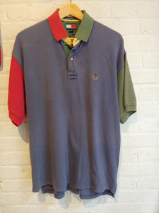 Tommy Hilfiger Colorblock Polo L