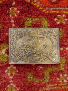 Ford Automobile Buckle
