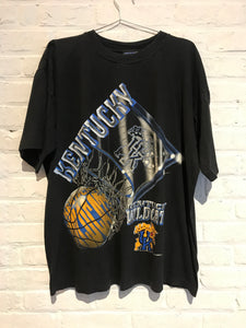 Magic Johnson T's - Wildcats XL