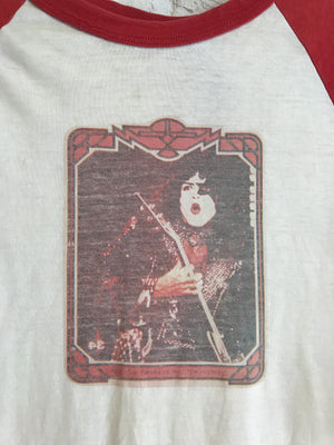 KISS Paul Stanley Raglan L