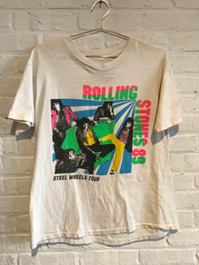 Rolling Stones Steel Wheels Tour '89 XL