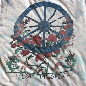Grateful Dead Parking Lot 1991 Tour Tee L