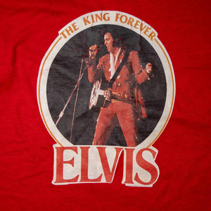 "Elvis ""The King Forever"" Shirt S"