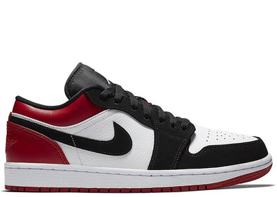 "Air Jordan 1 Low ""Black Toe"" - Kicksly"