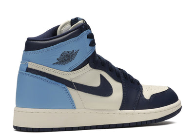 "Air Jordan 1 Retro ""Obsidian Blue "" - Kicksly"