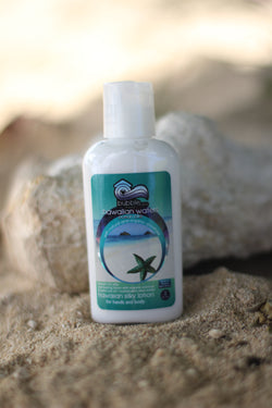Hawaiian Waters Ocean Bliss Kukui + Shea Hawaiian Silky Lotion 2oz