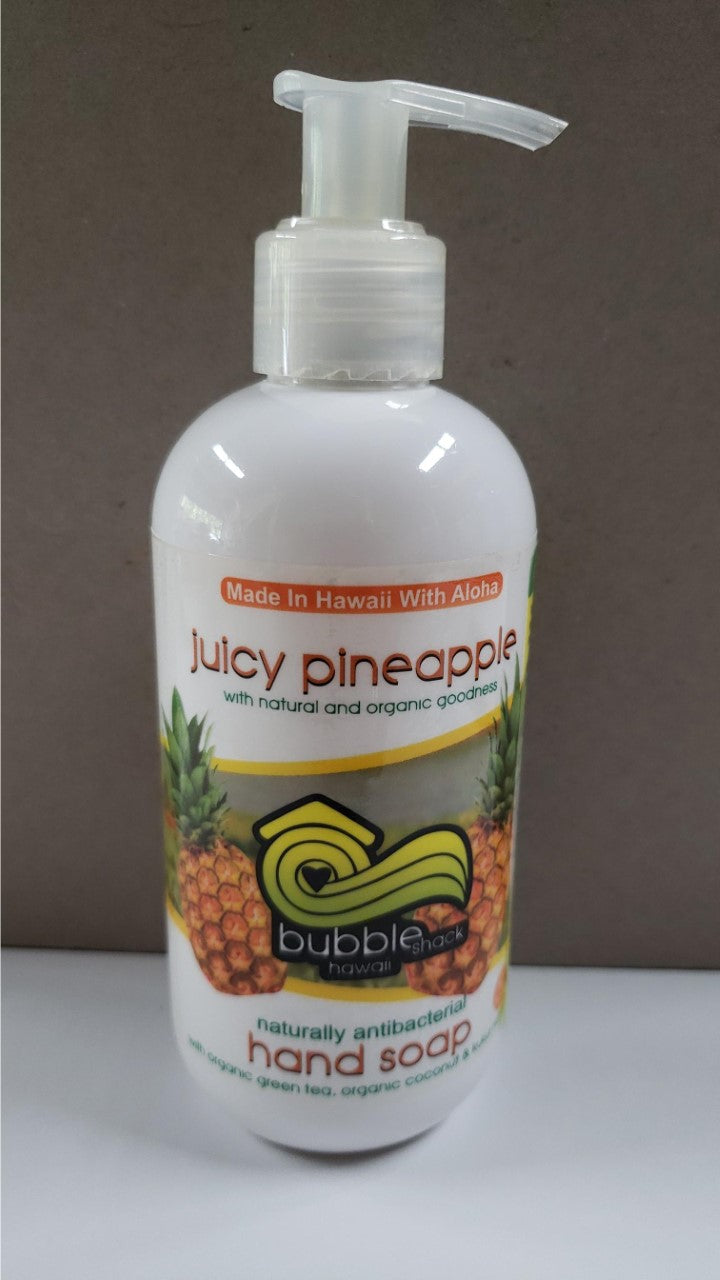 Juicy Pineapple Hand Soap 8oz
