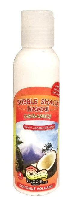 Coconut Volcano Kukui + Shea Hawaiian Silky Lotion 4oz