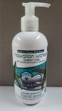Hawaiian Waters Hand Soap 8oz
