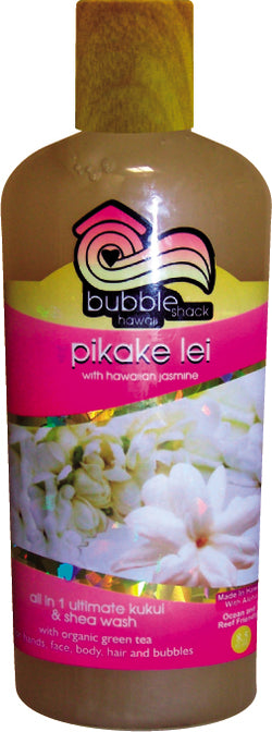 Pikake Lei All in1 Ultimate Kukui + Shea Wash