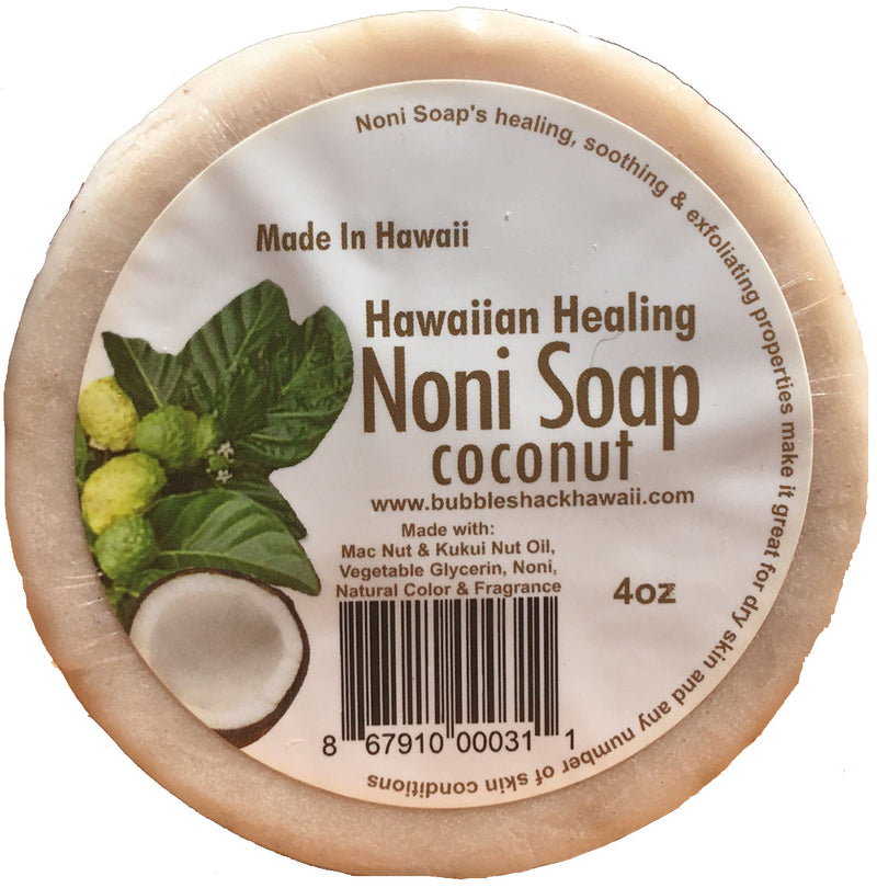 Coconut Noni Soap