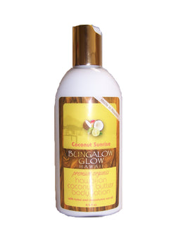 Coconut Sunrise Coconut Butter Body Lotion