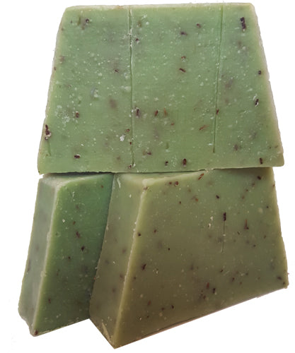 Hawaiian Earth and Rosemary Handmade Soap