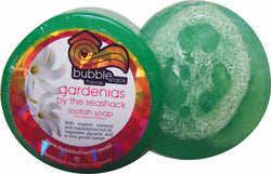 Gardenias by the Seashack Loofah Lather