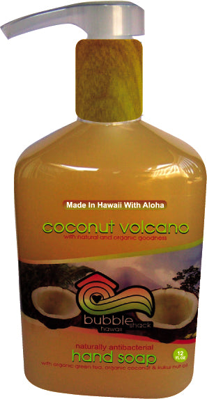 Coconut Volcano Hand Soap