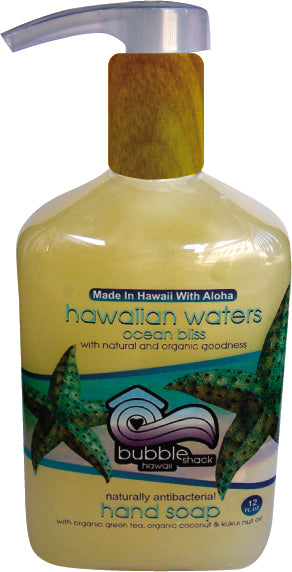 Hawaiian Waters Ocean Bliss Hand Soap