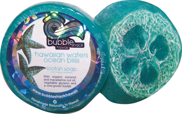 Hawaiian Waters Ocean Bliss Loofah Lather