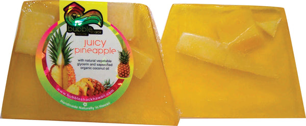 Juicy Pineapple Chunk Soap