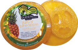 Juicy Pineapple Loofah Lather