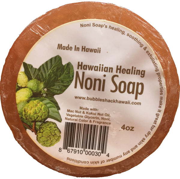 Original Noni Soap-Lemongrass Scent