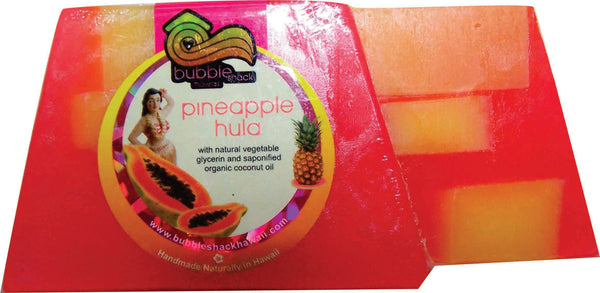 Pineapple Hula Chunk Soap