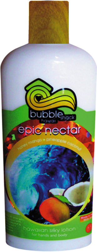 Epic Nectar Kukui + Shea Hawaiian Silky Lotion 8.5oz