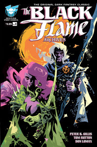 Black Flame Archives #3