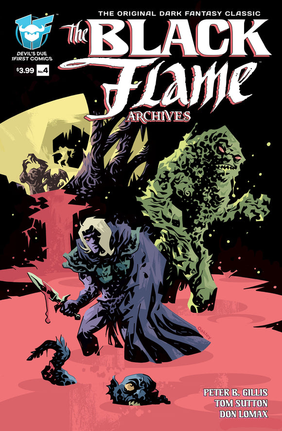 Black Flame Archives #4