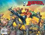 Badger #2 Exclusive Variant