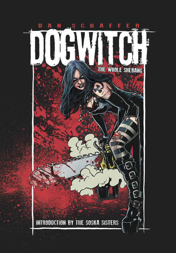 Dogwitch Omnibus: The Whole Shebang - PRE-ORDER