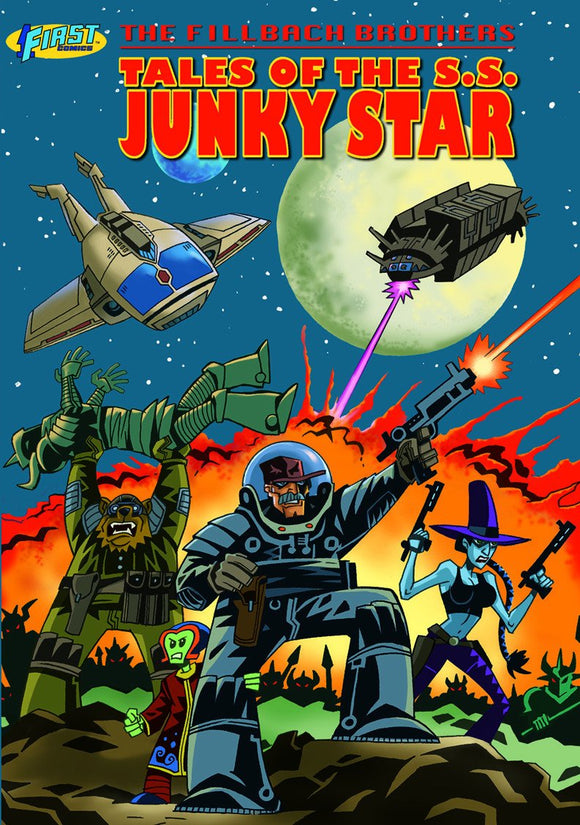 Tales of the S.S. Junky Star
