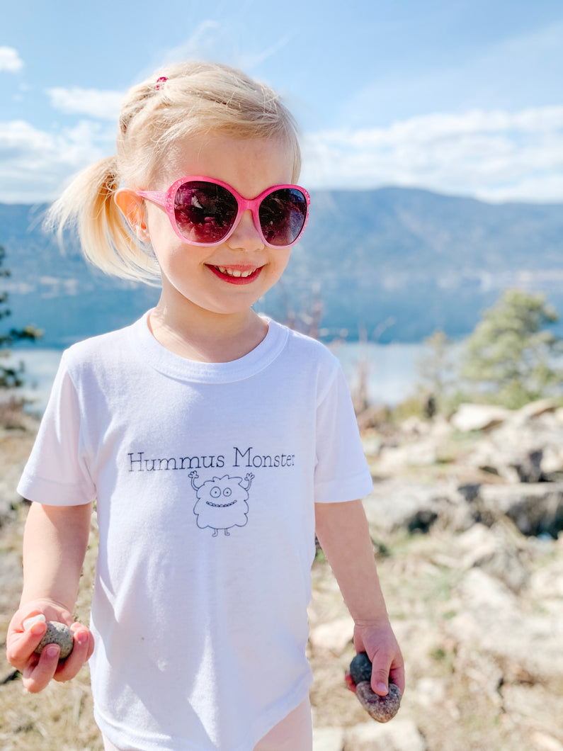 Hummus Monster Toddler T-Shirt