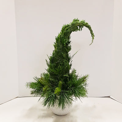 Whoville Tree - Blank Canvas