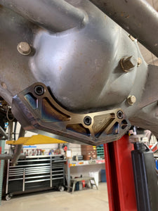 Dana 44 TTB Differential Guard