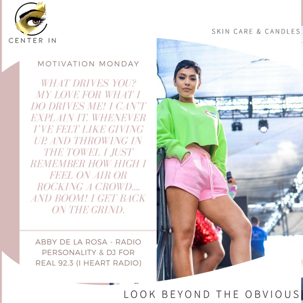 Monday Motivation - Meet Abby De La Rosa