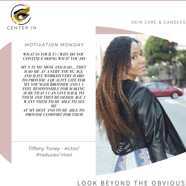 Monday Motivation - Meet Tiffany Toney