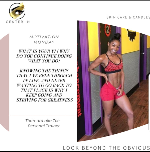 Monday Motivation - Meet Thamara aka Tee
