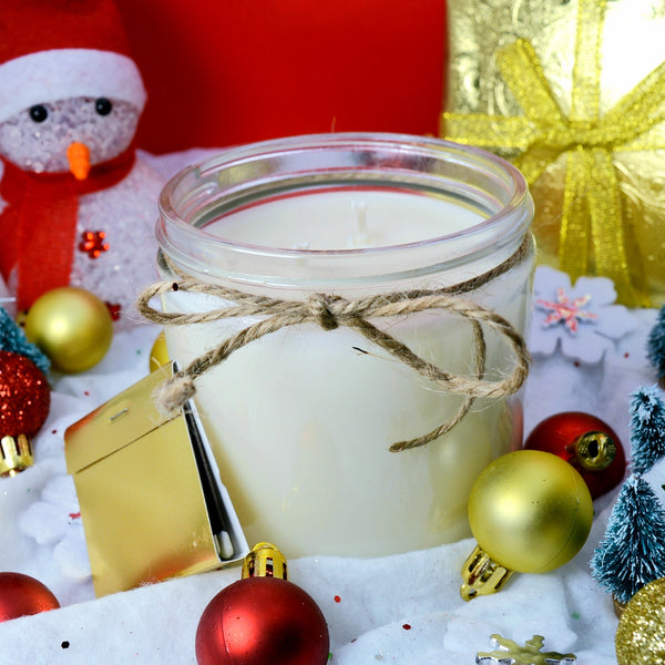 Massage Candles (Holiday Scents)