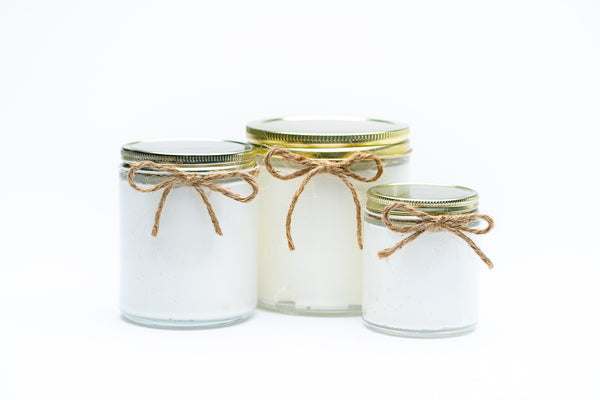 Cocoa Body Butters (Holiday Scents)