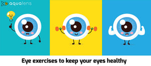 5 Easy Yet Effective Eye Exercises To Keep Your Eyes Healthy & Happy