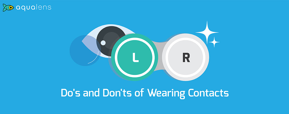 Do's and Don'ts of Wearing Monthly Contact Lenses