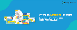Get Your Hands on These Amazing Offers on Aqualens Contact Lenses